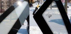 Фото электрохромной тонировки стекол авто, drive2.ru