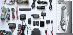 На фото - Gsm автосигнализация Pandora DXL 3900, beoon.ru