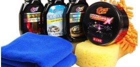 На фото - комплект для полировки кузова автомобиля, shophopes.storeland.ru