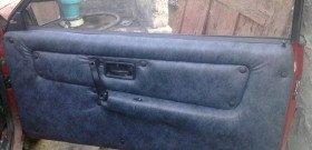 На фото - перетяжка двери авто своими руками, sdelaysam.net
