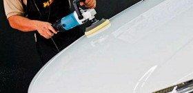 Фото полировки кузова автомобиля, autoremka.ru