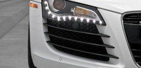 Фото дневных ходовых огней автомобиля, caranddriver.com