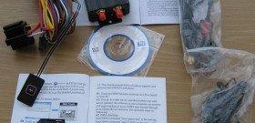 На фото - комплект для установки спутниковой сигнализации, tamkovich.com