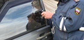 Фото проверки тонировки стекол авто по ГОСТу, tonirovka99.ru