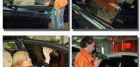 Фото тонировки стекол автомобиля своими руками, 6444455.ru