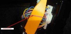 Фото установки сигнализации на автомобиль, auto10.in.ua