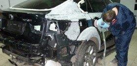Фото как очистить автомобиль от старой краски, avtotoriya.ru