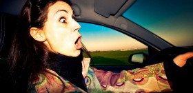 Фото страха вождения автомобиля у новичка, r93.ru
