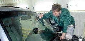 На фото - ремонт лобового стекла своими руками, auto-grodno.ru