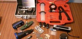 Фото комплекта профессионального оборудования для ремонта автостекол, ugris.kiev.ua