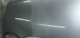 На фото - как покрасить автомобиль локально, mv-avto.ru