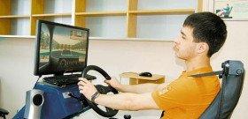 Фото обучения вождению автомобиля на компьютере, rucompany.ru