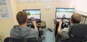 На фото - как научиться управлять автомобилем виртуально, vykkat.ru