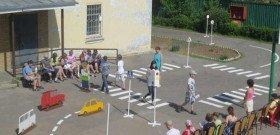 Фото изучения правил дорожного движения, rcdpov40.ru