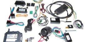 Фото комплекта спутниковой противоугонной системы автомобиля, ugona.net