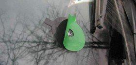 На фото - ремонт скола лобового стекла авто своими руками, supergubki.ru
