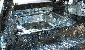 Фото шумоизоляции салона авто своими руками, ufauto.ru