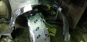 Фото - Шумоизоляция колесных арок автомобиля своими руками