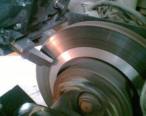 Фото проточки тормозных дисков без снятия диска со ступицы, toyotavolgograd.ru