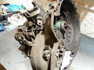 Фото диагностики механической коробки переключения переда, automuse.ru