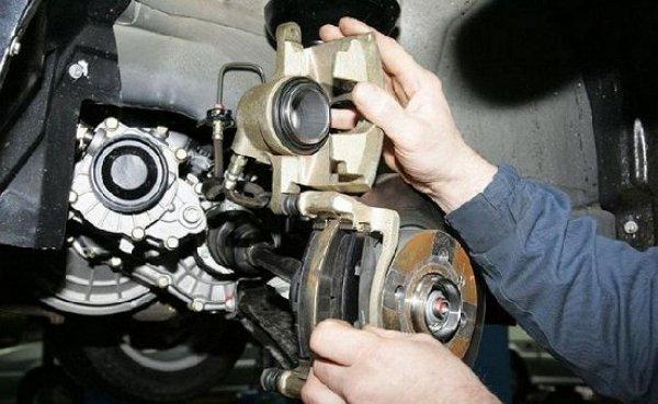 ремонта тормозов инструкция
