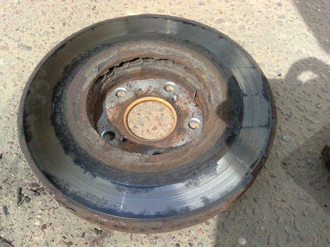 Как проточить тормозной диск