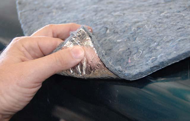 Фото материала для шумоизоляции автомобиля своими руками