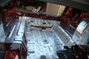 Фото шумоизоляции салона авто своими руками, drive2.ru
