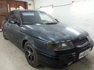 Фото автомобиля требующего покраски, drive2.ru