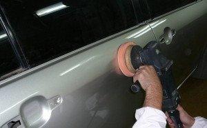 Фото устранения матового эффекта с кузова автомобиля после покраски, 365cars.ru