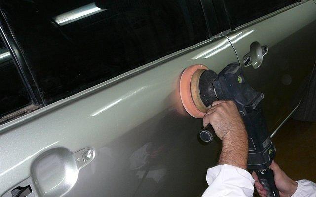 Покраска авто своими руками лаком