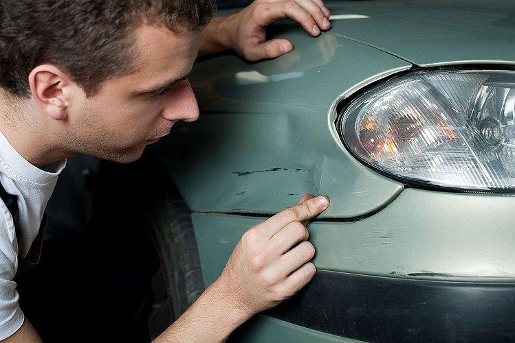Фото ремонта царапин на кузове автомобиля своими руками