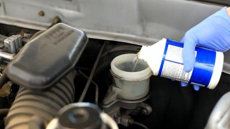 Фото замены тормозной жидкости своими руками