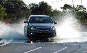 Фото аквапланирования, protectioncars.ru