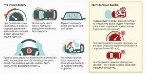 Фото правил поведения при аквапланировании, static4.aif.ru