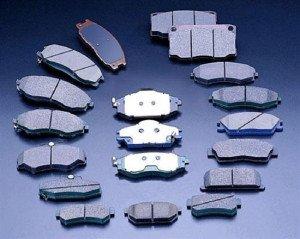 Фото выбора тормозных колодок, autos-gu.ru