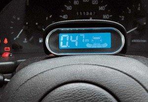 Фото парктроника со звуковым предупреждением, auto.bigmir.net
