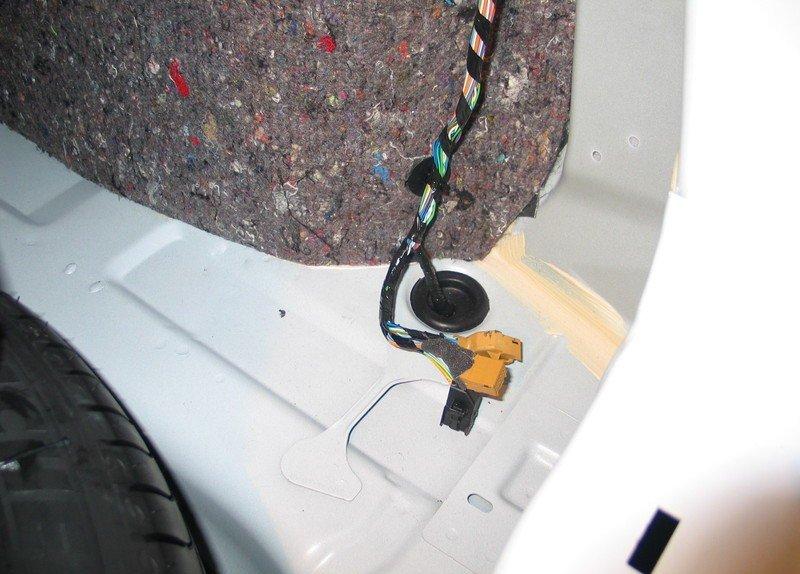 как заменить датчик парктроника на киа спортейдж 3 видео