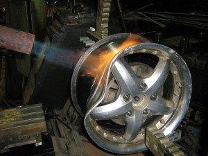 Фото ремонта диска авто, chel-shina.ru