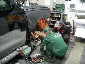 На фото - ремонт подвески своими руками, bm-auto.ru