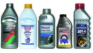 Фото тормозных жидкостей для автомобиля, mirsmazok.ru