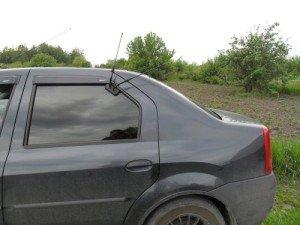 Фото внешней автомобильной антенны, sergic-chist.ru