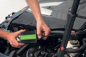 На фото - чип-тюнинг двигателя авто, okrup.com.ua