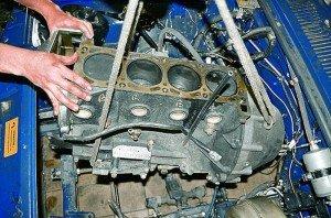 Фото ремонта цилиндров и элементов поршневой группы двигателя, forum.allgaz.ru