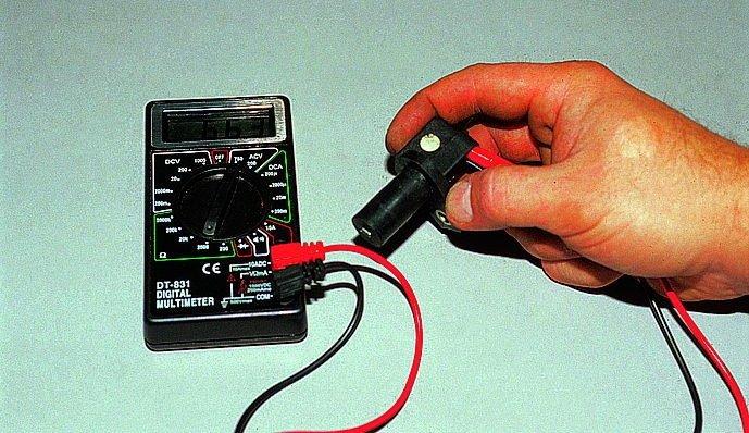 Фото №3 - как проверить датчик коленвала 2110