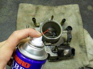 Фото прочистки каналов двигателя автомобиля, motorhelp.ru