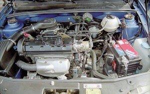Фото подключения разъемов электропроводки системы охлаждения и питания автомобиля, avtoclic.ru