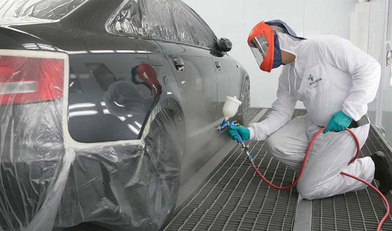 Этапы покраски автомобиля этапы покраски автомобиля