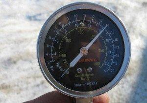 Фото определения коэффициента компрессии двигателя автомобиля, v-lada.ru