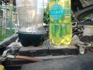 Фото промывки двигателя соляркой, vectra-club.ru